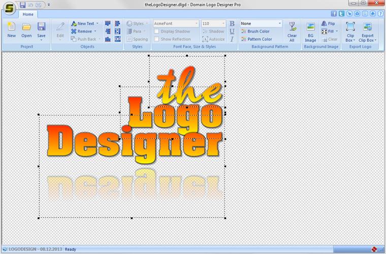 Domain Logo Designer Pro